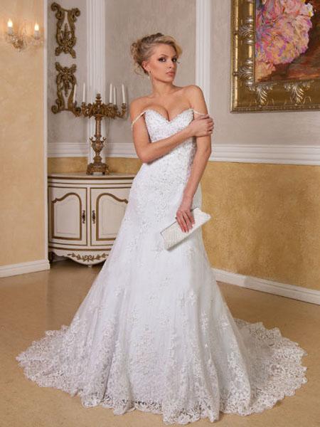 Свадебный салон шахты свадебные платья
